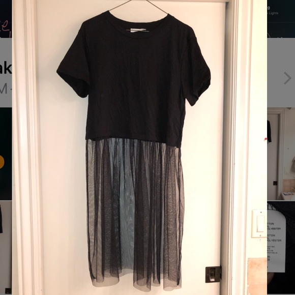 best prices limited quantity nice cheap NWT Lush Tulle T Shirt Dress NWT